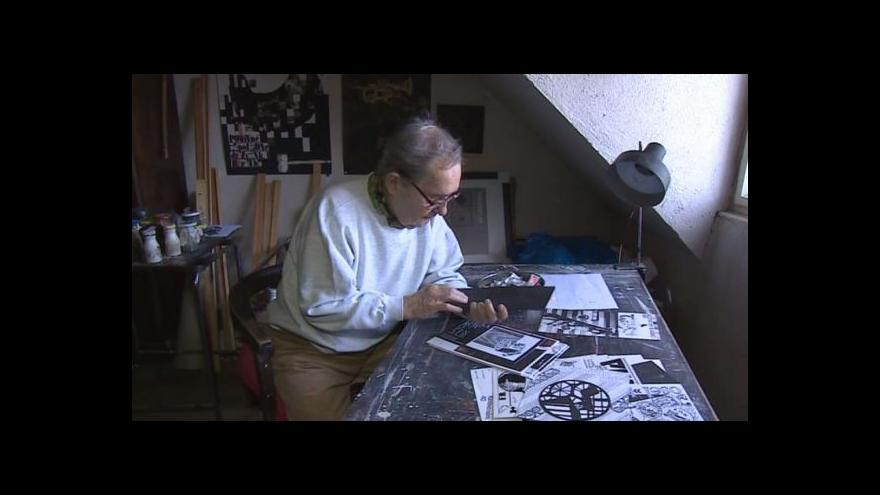 Video No comment: V ateliéru Jiřího Poláška
