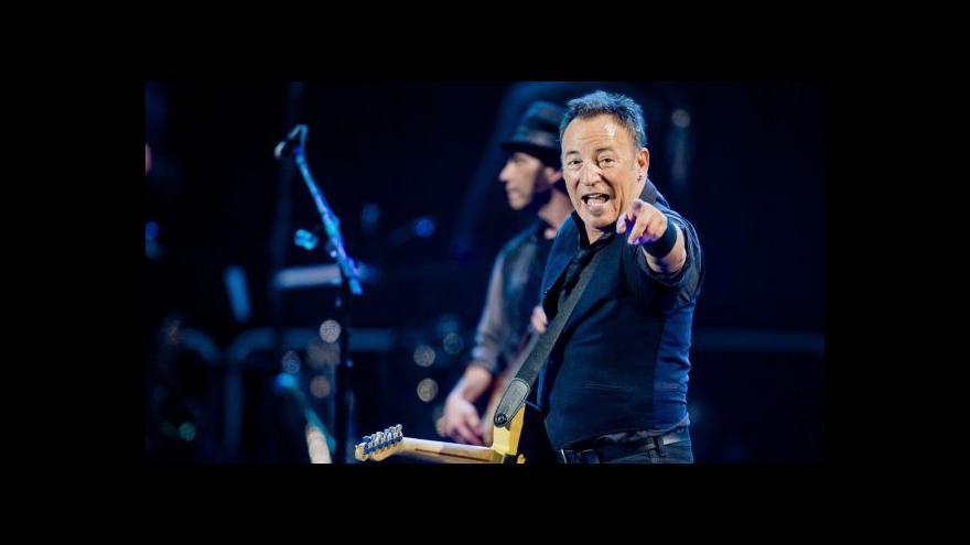 Video Bruce Springsteen vydal nové album