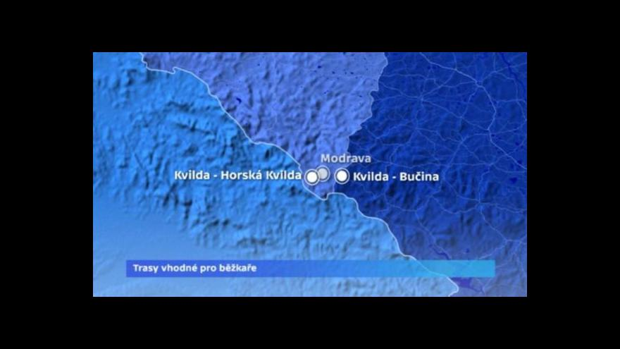 Video Obce na Šumavě a v Českém lese dostanou dotace na běžkařské tratě