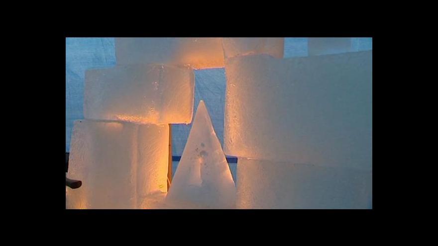 Video Pořadatel Miroslav Hrabal: Sochy zůstanou vystavené do 26. ledna