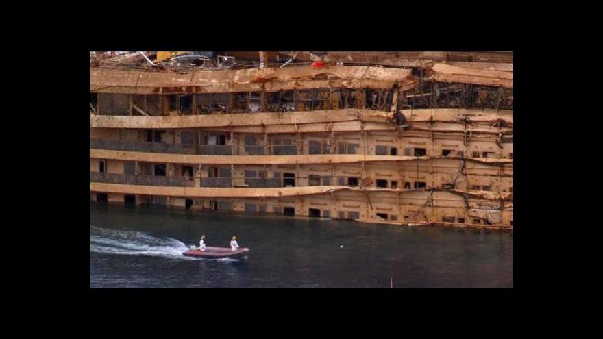 Video Dva roky uplynuly od tragédie Costy Concordie