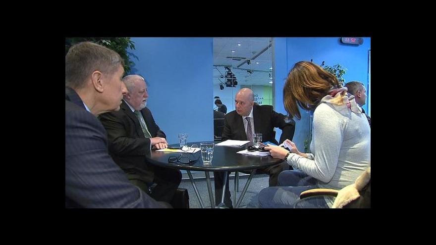 Video Staří ministři - noví poradci?