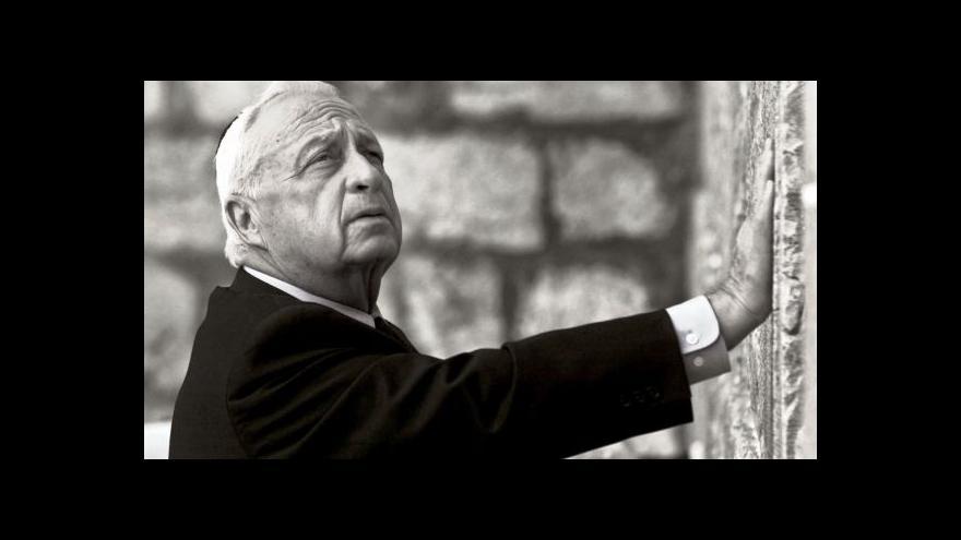 Video PROFIL: Ariel Šaron - válečník a politik