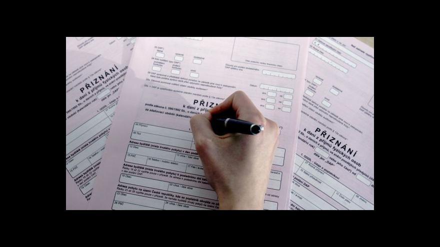 Video Superúřad: nový bič na úniky daní