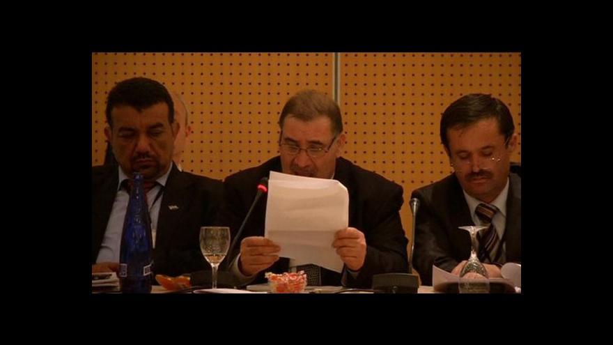 Video Roztříštěnost syrské opozice komplikuje mírové rozhovory