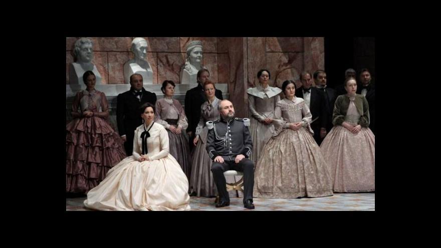 Video Na pražskou operní scénu se vrátil Wagnerův Tannhäuser