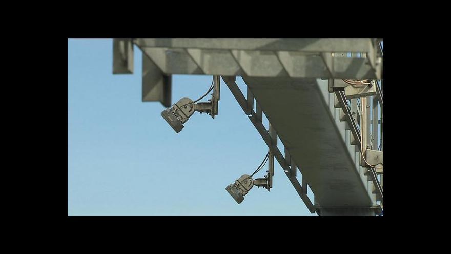 Video ŘSD se zaměřuje na kamiony, které neplatí mýtné