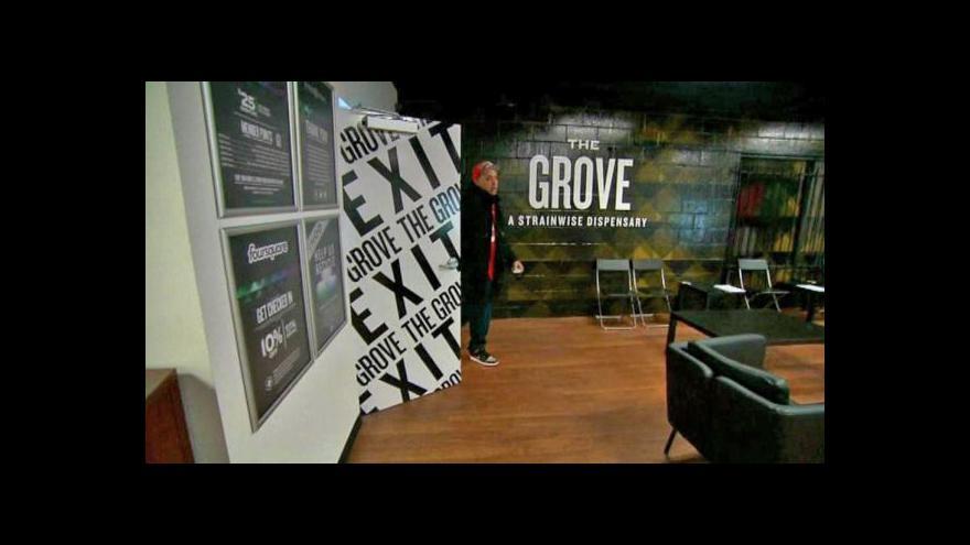 Video Horizont 24 o marihuanovém byznysu v Coloradu