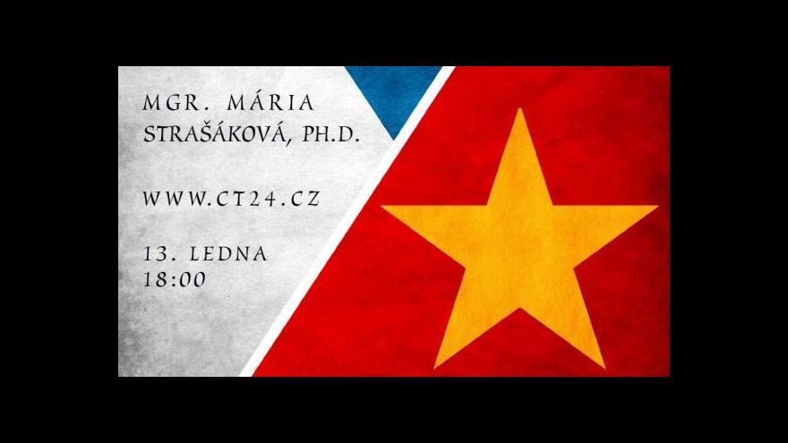 Video ZÁZNAM přednášky Vietnamistika v Čechách