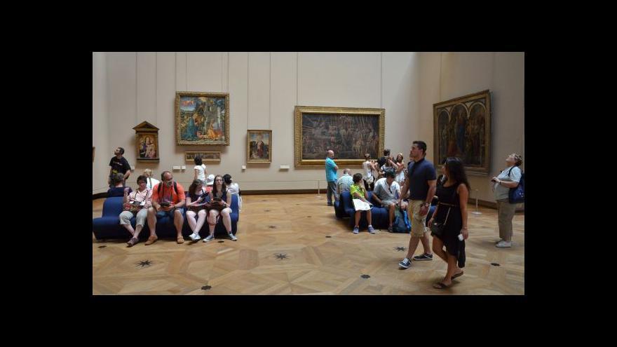 Video Louvre je opět nejnavštěvovanějším muzeem světa