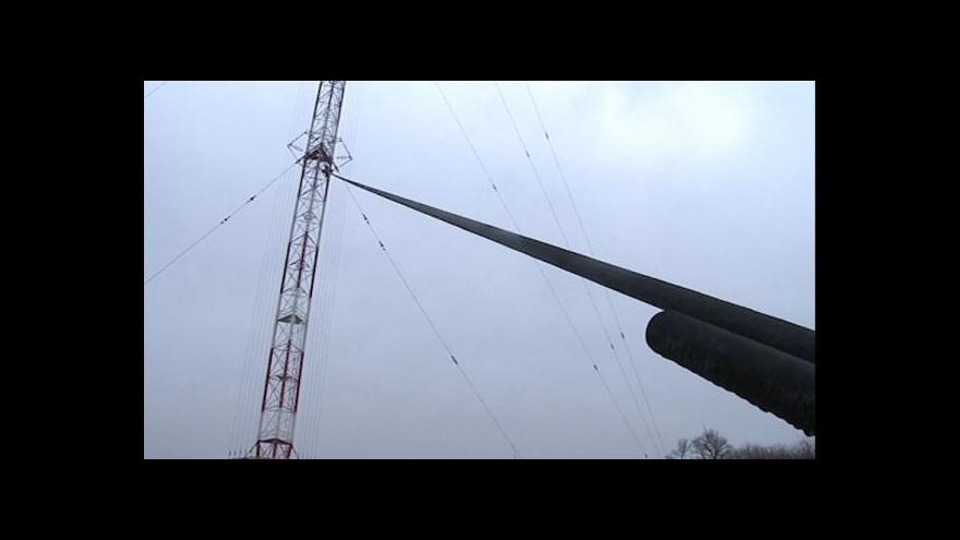 Video Vysílač u Topolné dosáhne až do Japonska. Teď končí