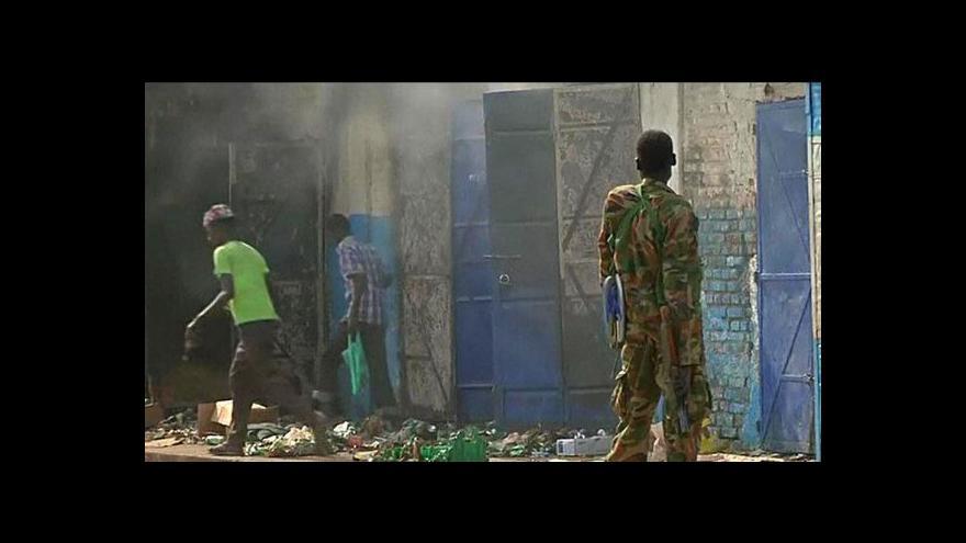 Video Prezident i premiér Středoafrické republiky rezignovali