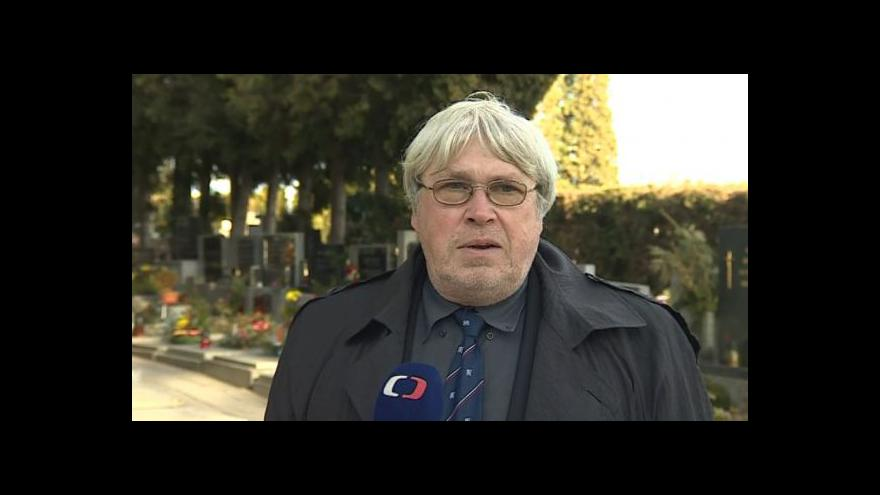 Video Vzpomíná historik a publicista Jaroslav Čvančara