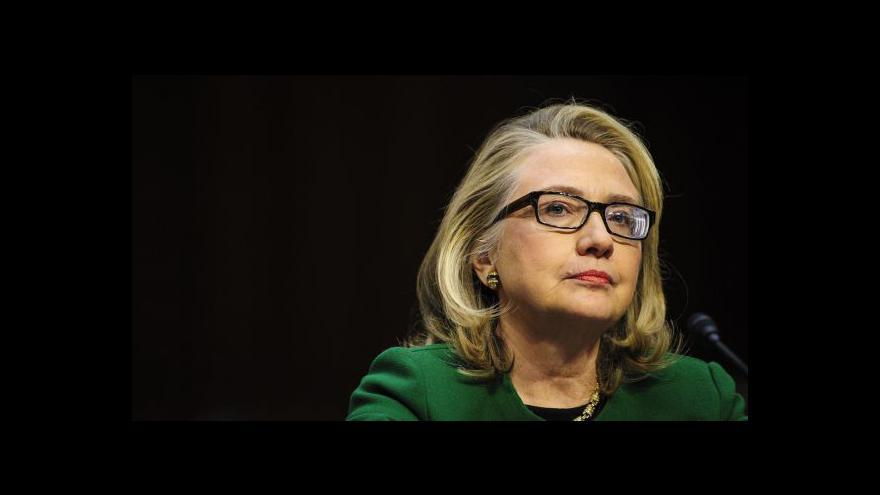 Video Zamíří Hillary Clintonová do Bílého domu?