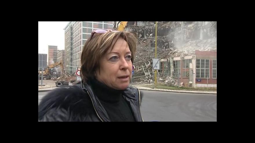 Video O demolici hovoří hlavní městská architektka Dagmar Nová