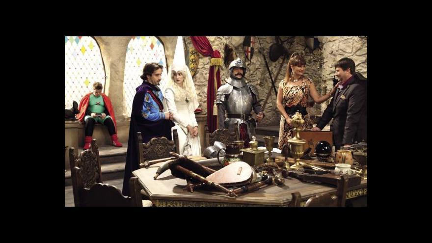 Video UKÁZKA: Začátek seriálu Mazalové