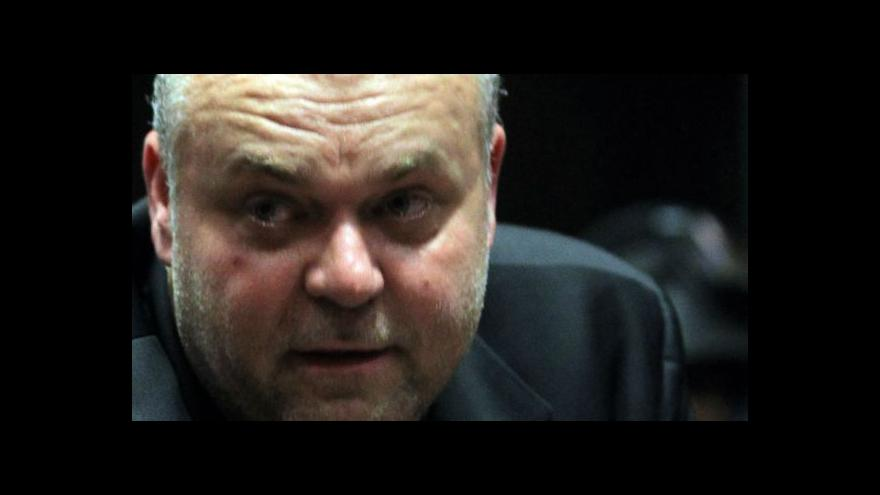 Video Jiří Hynek o kauze Radovana Krejčíře
