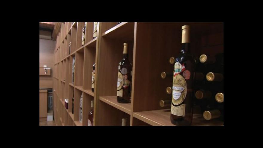 Video Vstup Ondřeje Schneidera ze Salonu vín