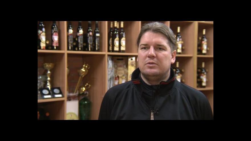 Video O významu soutěží hovoří vinař Tomáš Krist