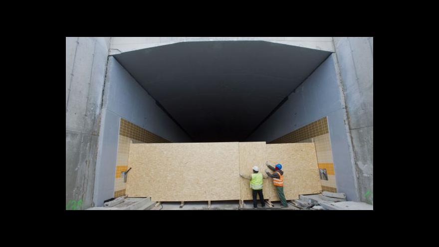 Video Události k dění okolo tunelu Blanka