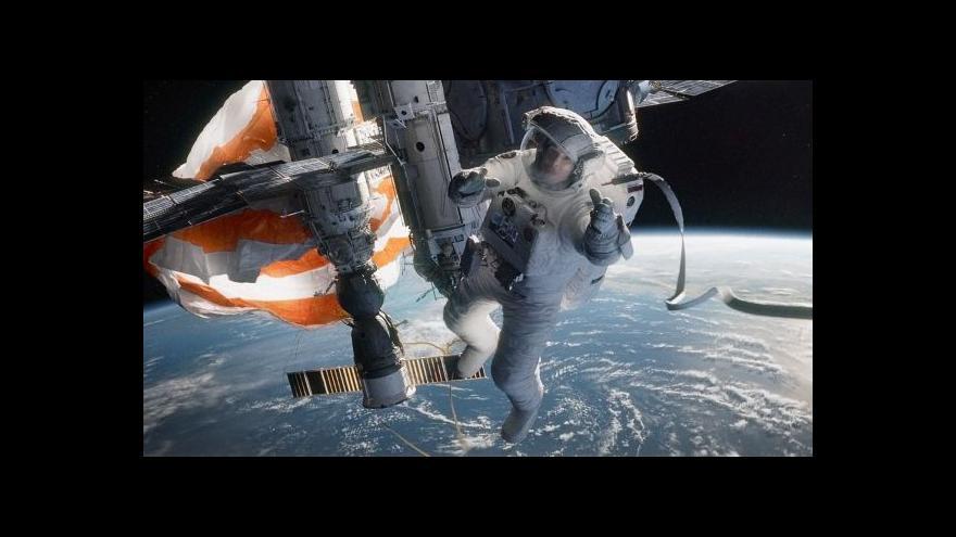 Video Nominacím na ceny BAFTA kraluje Gravitace
