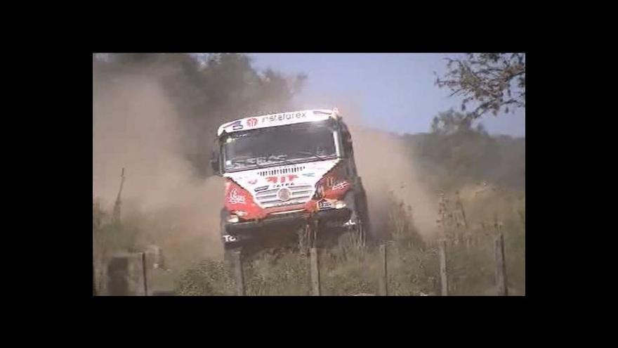 Video Sestřih 3. etapy Rallye Dakar