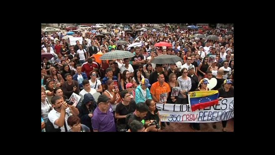 Video Maduro vyhlásil boj proti zločinu