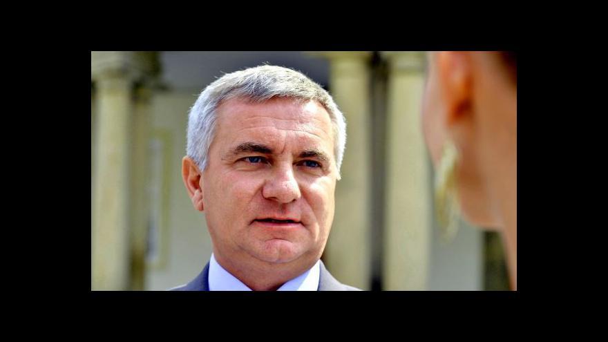 Video Mynář: Zeman se chce sejít s každým kandidátem na ministra