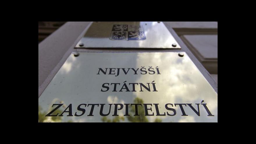 Video Mluvčí žalobců: Zastupitelství nebylo informováno, ačkoliv bylo zahájeno i trestní stíhání