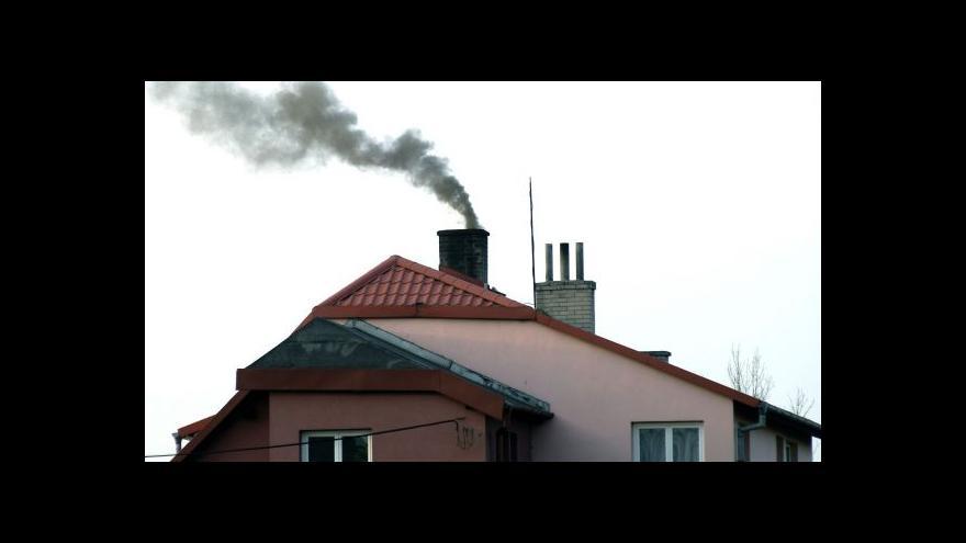 Video Špatné ovzduší: Vesnice dokážou předběhnout i velká města