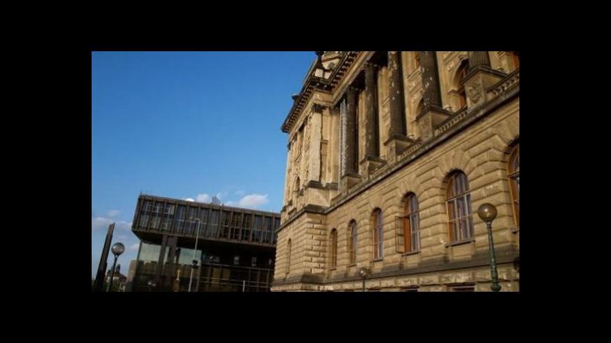 Video Rekonstrukce Národního muzea tématem Událostí