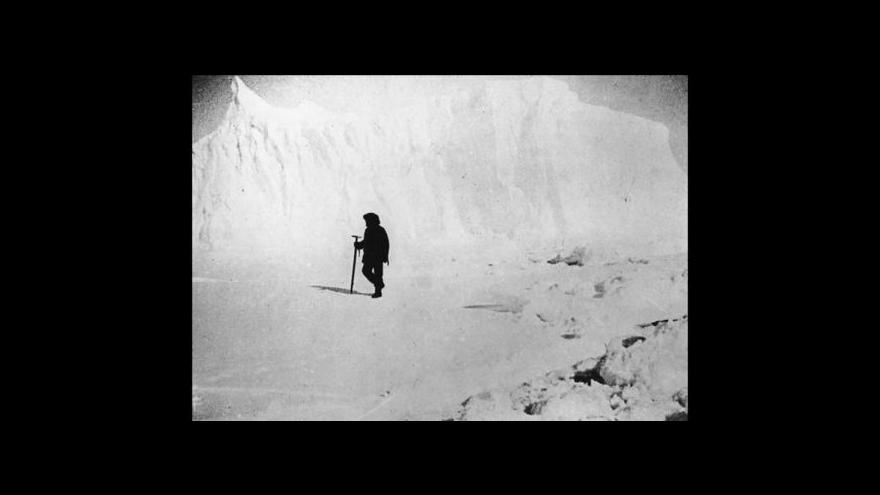 Video Petr Horký popisuje podmínky obou expedic