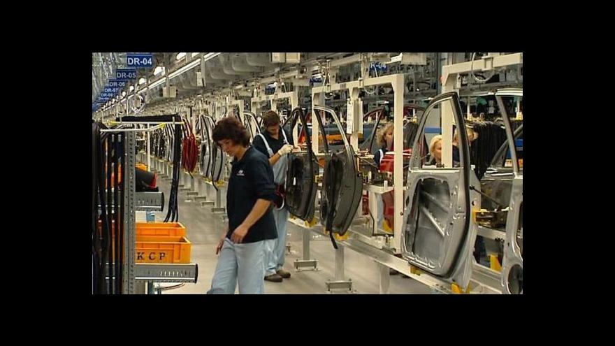 Video Reportáž: Prodej aut loni klesl
