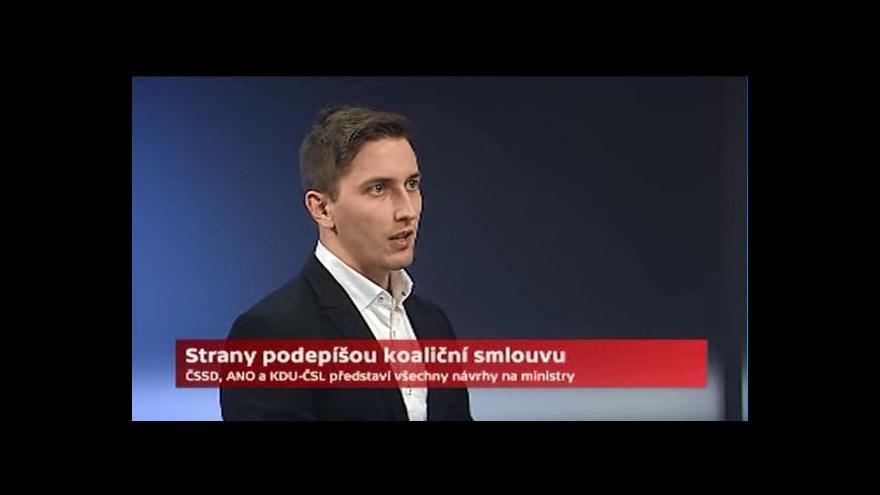Video Koutník: Bude-li Zeman vytýkat neodbornost, mluví z něj touha po pomstě