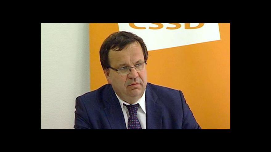 Video Jan Mládek: CzechInvest by měl znovu pořádně fungovat