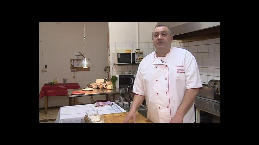 Video Kuchař Štěpán Duchoň o staročeské kuchyni