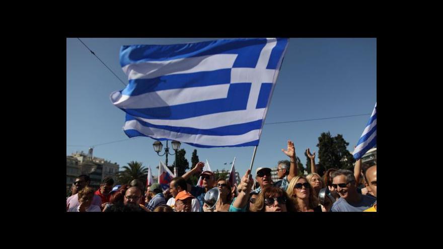 Video Horizont Veroniky Pitrové: Řekové nejsou z předsednictví nadšení