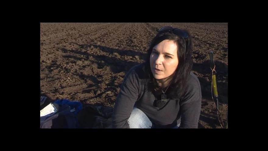 Video Hovoří numismatička Dagmar Grossmannová