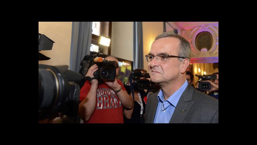Video Miroslav Kalousek: Koaliční smlouva si odporuje