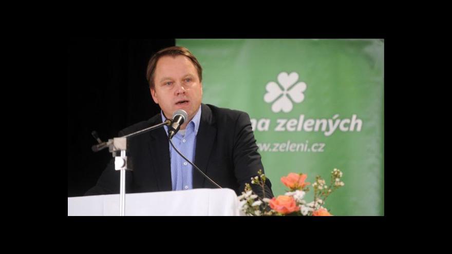 Video Martin Bursík: Brabec na MŽP? Enormní konflikt zájmů