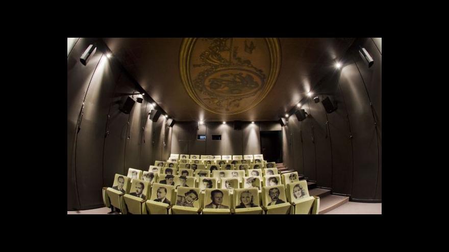 Video Lucerna otevírá komorní sál