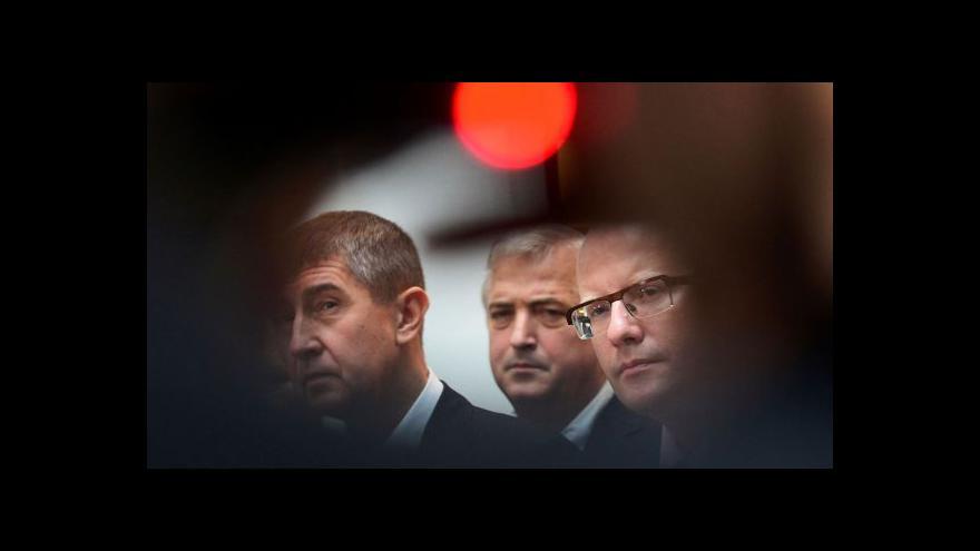 Video Lebeda: Doufám, že se prezidentovy zásahy omezí na varování