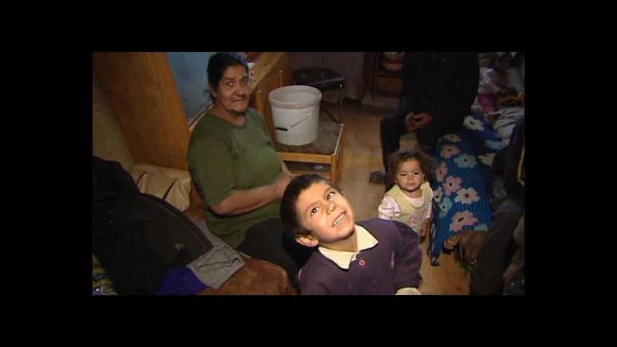 Video Slovenská neziskovka učí Romy vážit si svého bydlení