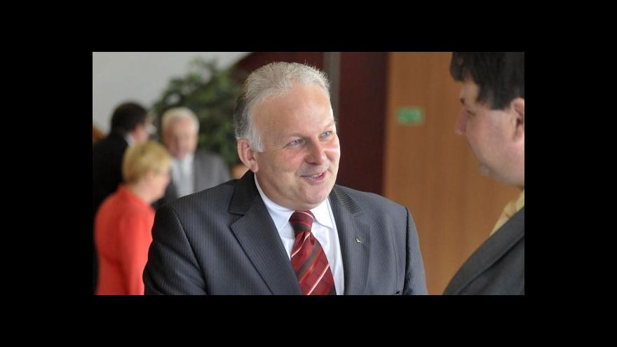 Video Pert Krčál po schůzce s Bohuslavem Sobotkou