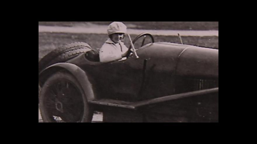 Video Od smrti legendární závodnice uplynulo 20 let