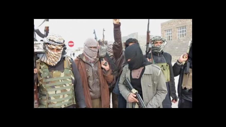 Video Do bojů v Iráku se USA tentokrát nevloží, uvedl Kerry