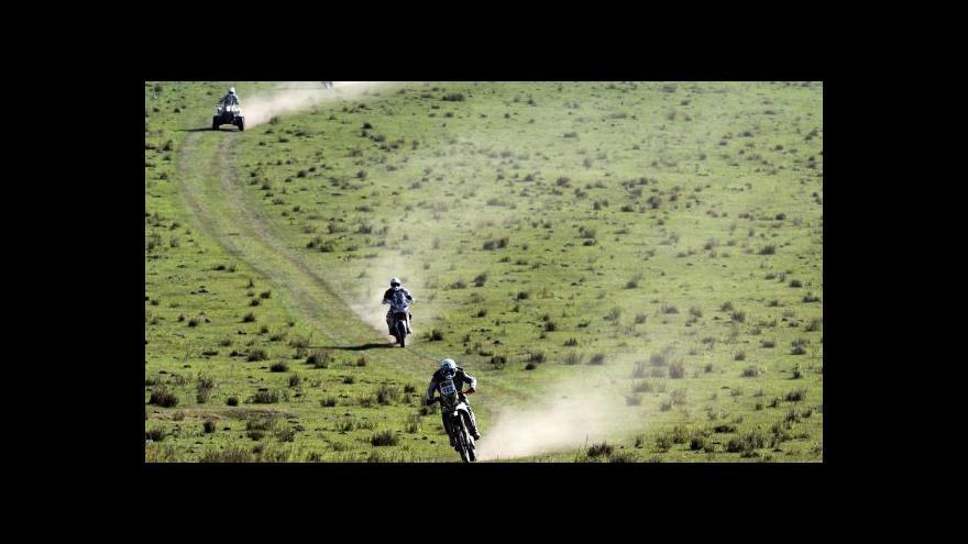 Video Jezdci se chystají na start Rallye Dakar