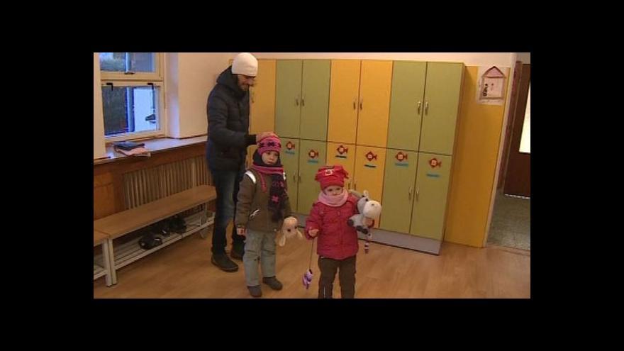 Video Nedostatek míst ve školkách tématem Událostí