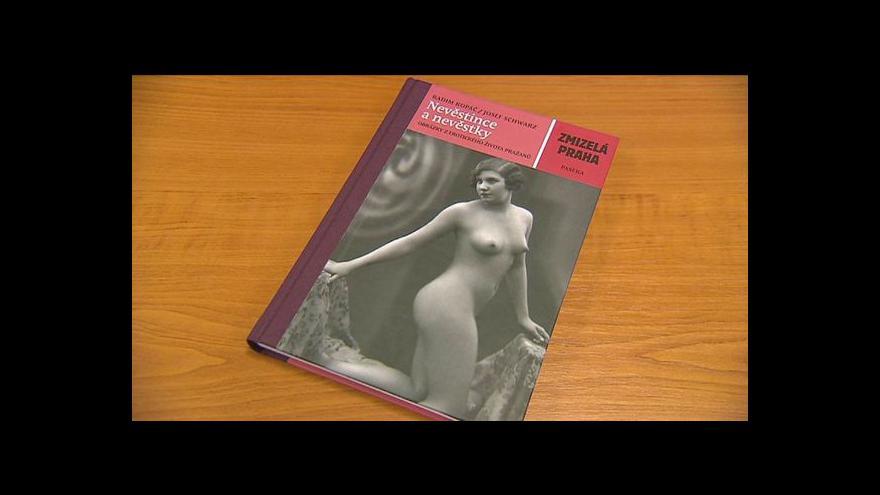 Video Kniha Nevěstince a nevěstky připomene staré časy nejstaršího řemesla
