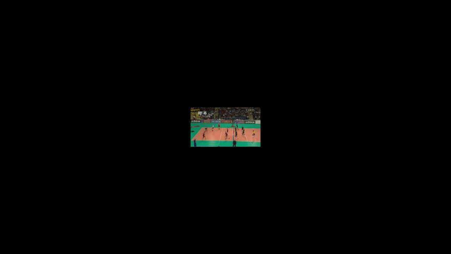 Video Volejbal - Česko - Kypr